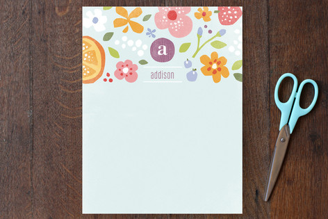 Fruits + Flora Children's Stationery