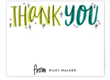 Thank You Outlines