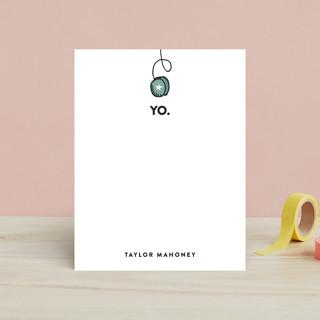 Yo Yo Children's Stationery