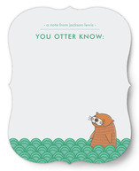 You Otter Know