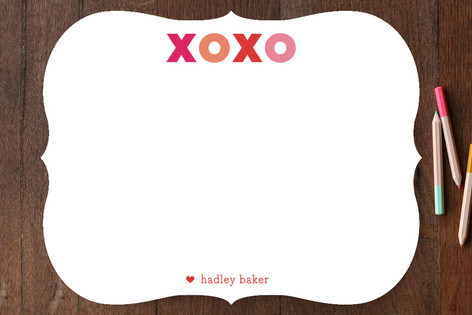 Love Simply Children's Stationery