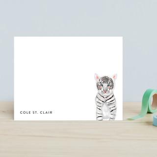 Baby Animal Tiger Children's Stationery