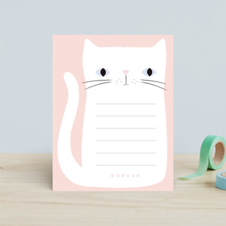 Kitten Children's Stationery