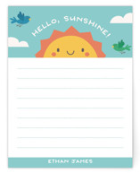 Hello Sunshine by Guess What Design Studio