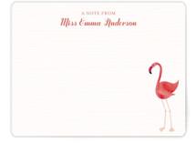 Fancy Flamingo