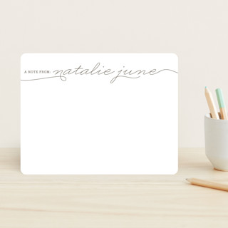 The Perfectionist Children's Stationery