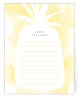Pineapple cooler