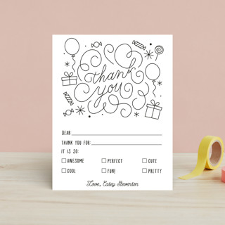 Jubilee Children's Stationery