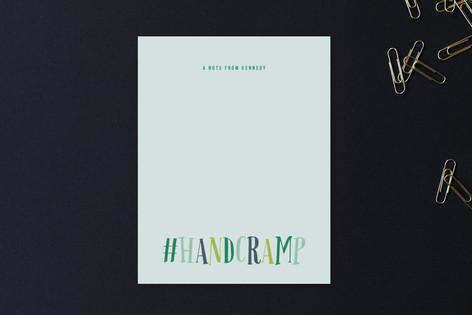 #Handcramp Children's Stationery