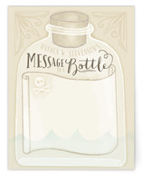 Message In A Bottle by Danielle Hartgers