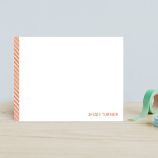 Herringbone Children's Stationery