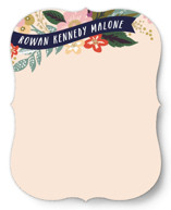 Floral Banner
