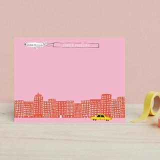 Cityscape Children's Stationery