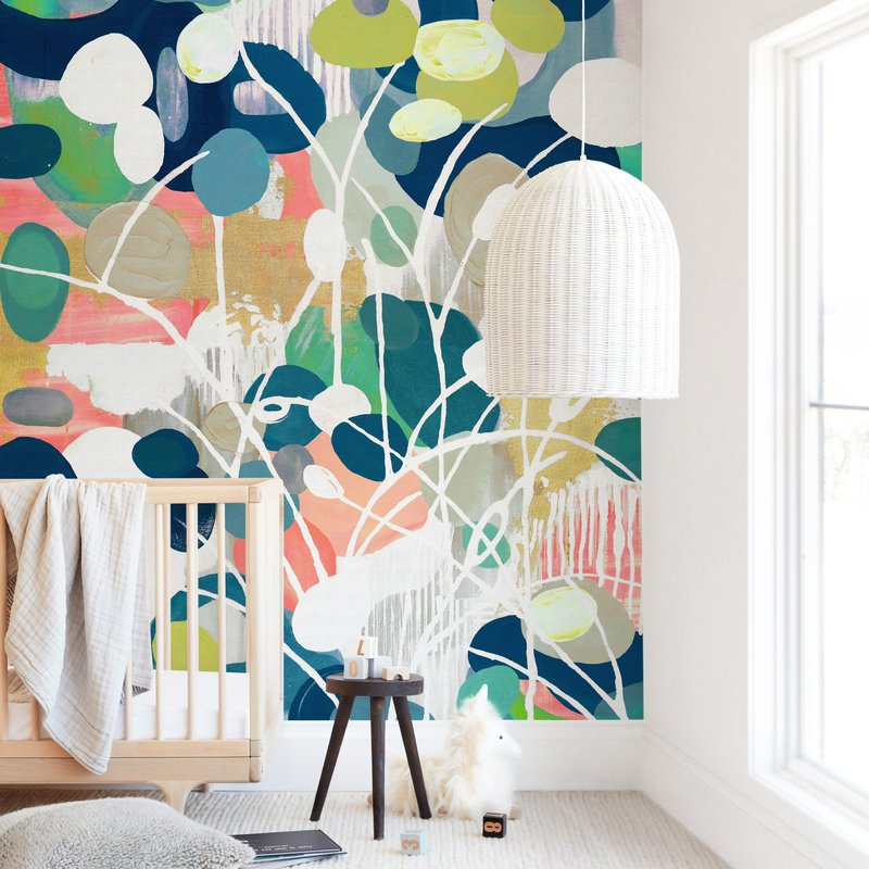 Summer Rising Wall Mural