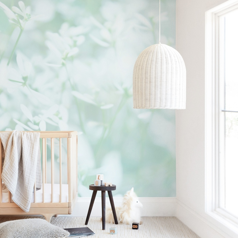 """""""wispy"""" - Kids Non-custom Wall Murals by Karen Kaul in beautiful frame options and a variety of sizes."""