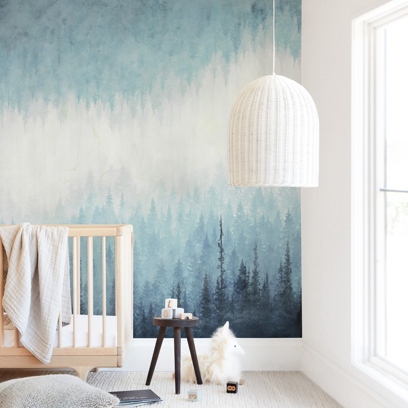 """""""Rush"""" - Kids Non-custom Wall Murals by Emily Magone in beautiful frame options and a variety of sizes."""