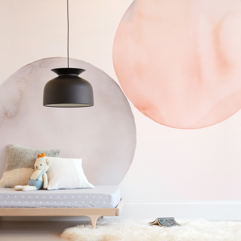 """Glow 01"" - Kids Non-custom Wall Murals by jinseikou in beautiful frame options and a variety of sizes."