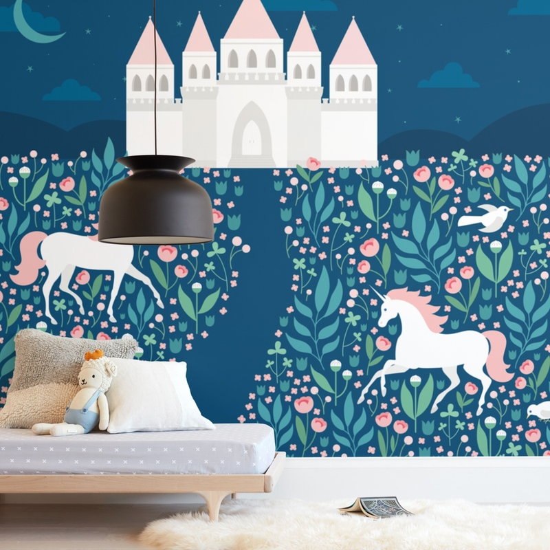 Enchanted Wall Mural