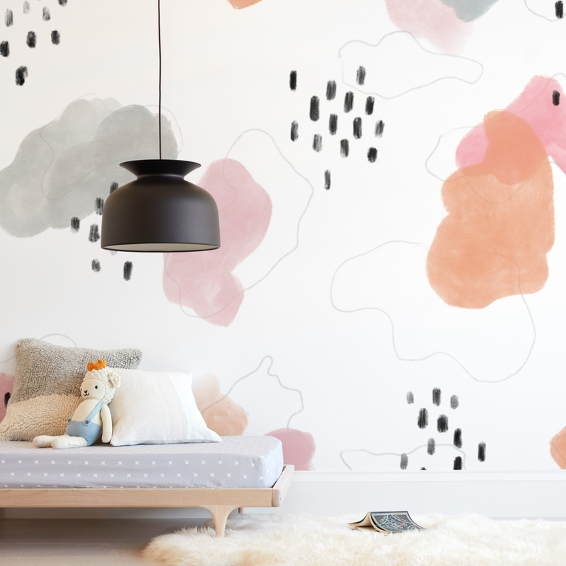 Speckled Wall Mural