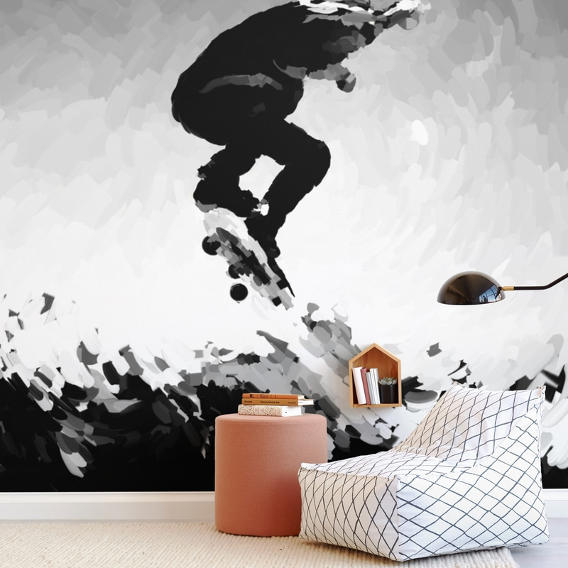 Get Air 2 Wall Mural