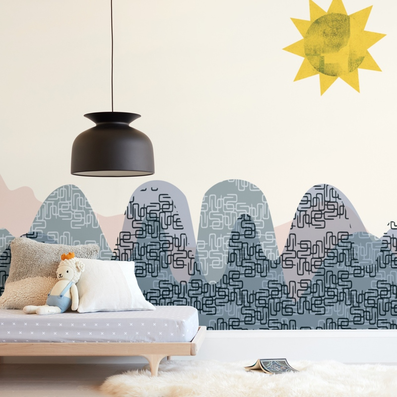 """Flexible and Funny"" - Kids Non-custom Wall Murals by Bethania Lima in beautiful frame options and a variety of sizes."