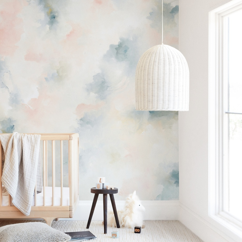 """""""Wild Dreams"""" - Kids Non-custom Wall Murals by Nicoletta Savod in beautiful frame options and a variety of sizes."""