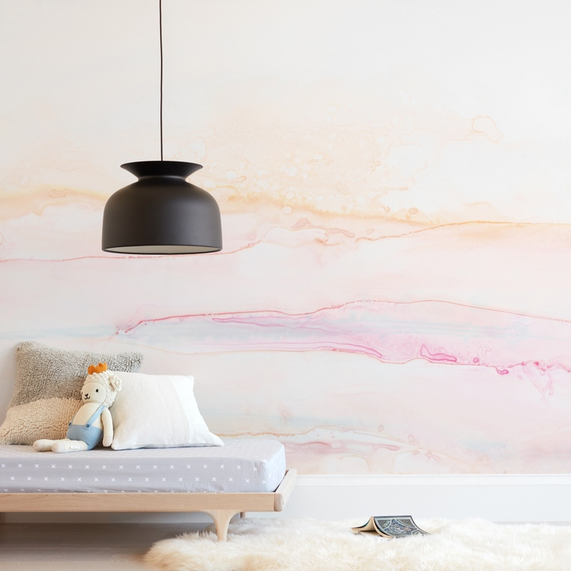 Eventide Wall Mural