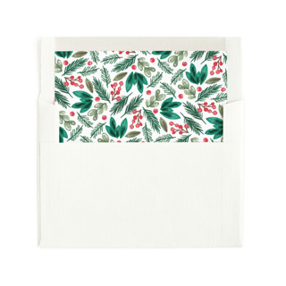 Painted Banner Envelope Liners