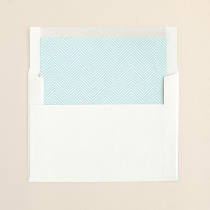 """Charming Go Lightly"" - Slip-in Envelope Liners in Pool Blue by danielleb."
