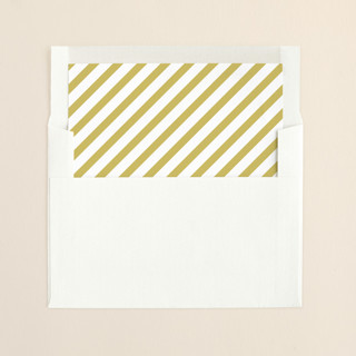 """""""Modern Classic"""" - Slip-in Envelope Liners in Golden Bear by annie clark."""
