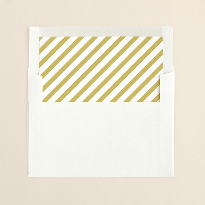 """Modern Classic"" - Slip-in Envelope Liners in Golden Bear by annie clark."