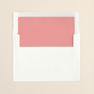 """Aquarelle"" - Preppy, Craft Slip-in Envelope Liners in Apricot Rose by Sarah Lenger."