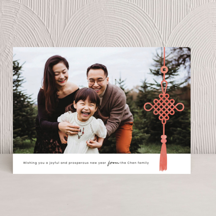 """""""Chinese Knot"""" - Chinese New Years Cards in Firecracker by Adelyn T.."""