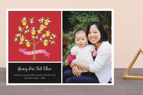 Mandarin Chinese New Years Postcards