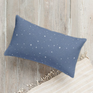 Charming Stars Lumbar Pillow