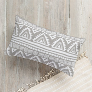 Tribal Lumbar Pillow