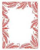 Pine Framed