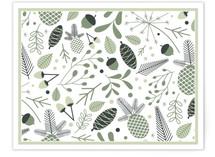Forest Floor Card by Cavell Ferguson