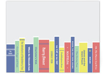 Book Shelf by Jack Knoebber
