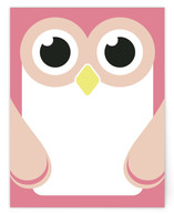 Friendly Owl by Laura Hamm