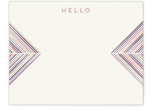 Herringbone Arrows Hell... by Amber Barkley