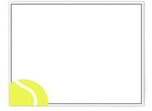 Tennis by Francois Carrara