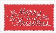 Merrily Christmas