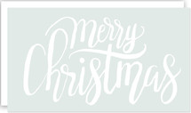 Wispy Merry Christmas by Jen Boehler