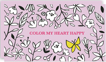Color My Heart by Chi Hey Lee