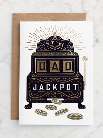 Jackpot Father's Day