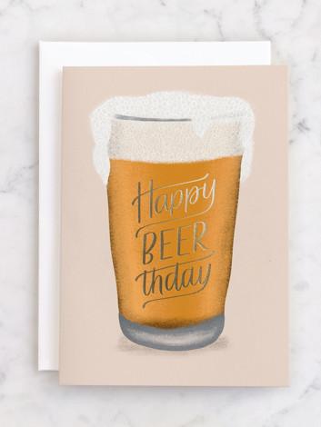 Happy Beer-thday