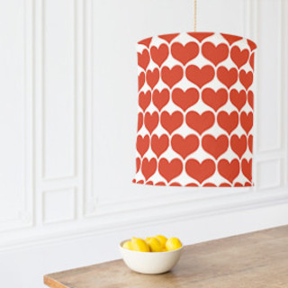 Big Hearts Self-Launch Chandelier Lampshades