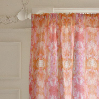 Simply Sorbet Self-Launch Curtains