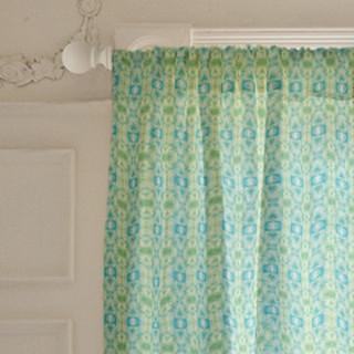 Merging Watercolors Self-Launch Curtains